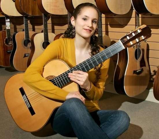 吉他美女(13): chaconne等图片