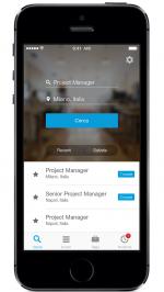 लिङ्क्डइन नौकरी की खोज के लिये नयी app प्रस्तुत