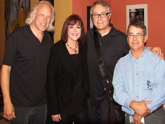 Innovative musicians: David Lanz, Seay, Paul Speer, RJ Lannan
