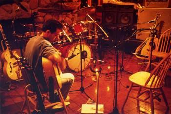 Francesco Lucarelli @ Rancho Ryan, CA Jan 1994 - by L van Diggelen