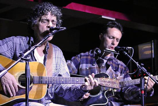 live with Billy Talbot - nov 2005 - by Fabio Gaffurini