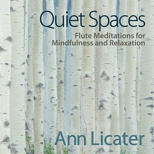 Quiet Spaces Cover Art