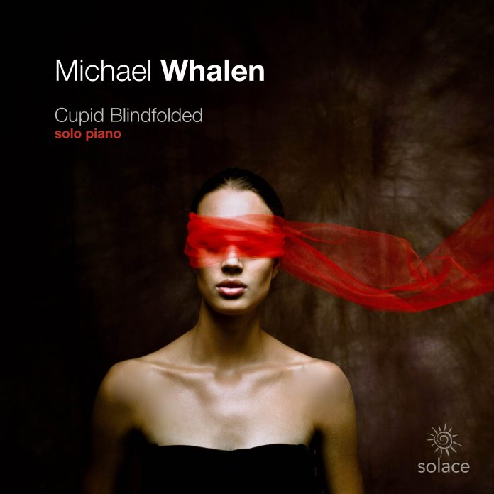 Cupid Blindfolded Michael Whalen